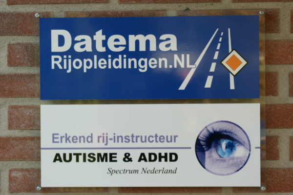 Datema rijopleidingen autisme en ADHD